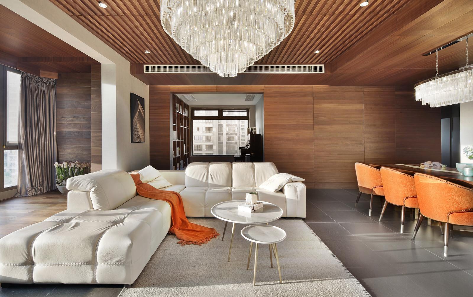 198平现代风格装修沙发图片