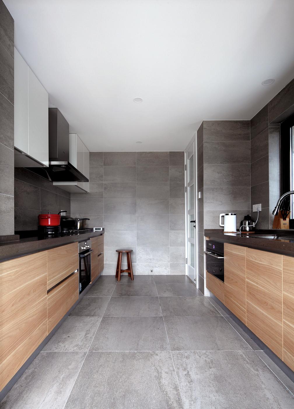160平北欧之家厨房参考图