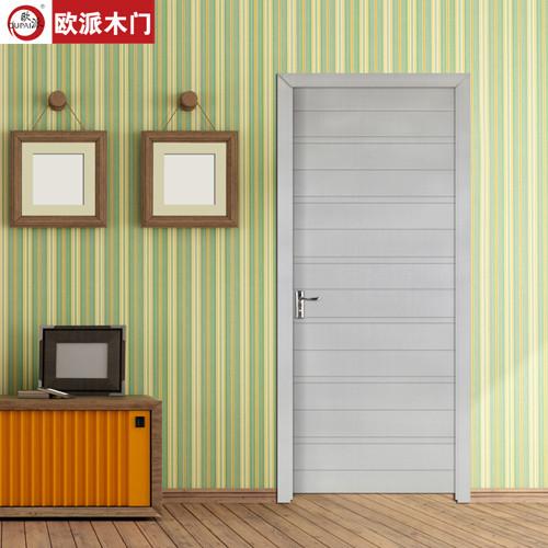 欧派木门 雅居环保静音王系列 OPM-137 室内门
