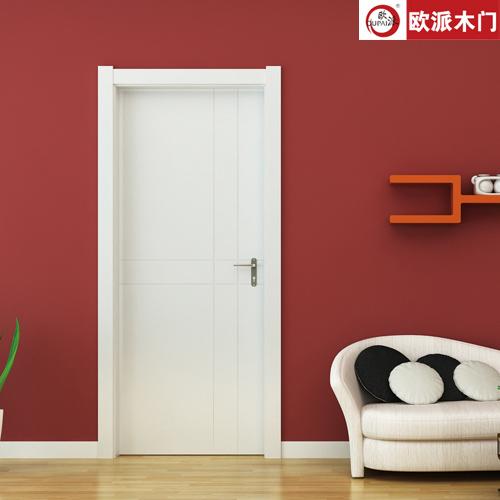 欧派木门 经典烤漆OPD-102 室内门 房门 门
