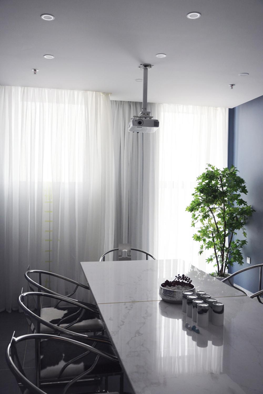 混搭办公室装修会议室图片