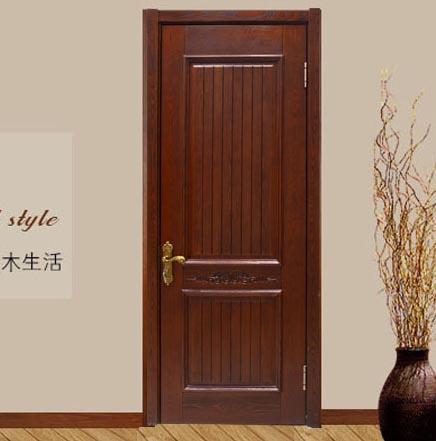 米纳图木门室内门房门B20仿古红