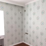 专业墙纸施工