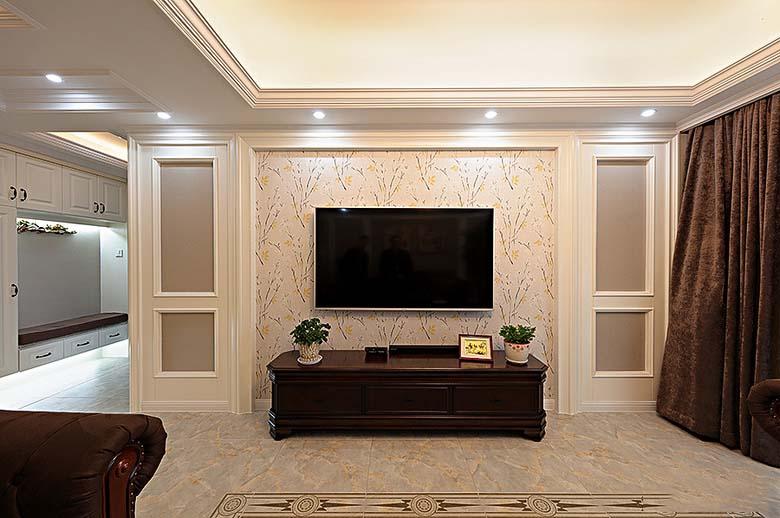 小付型客厅装修效果图