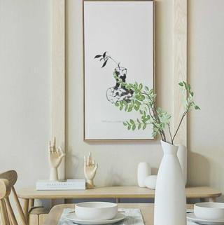 日式三居装修设计 禅意之家