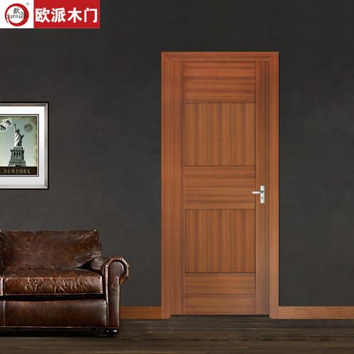 欧派木门 轩尚拼接系列OPH-313 室内门 房门 门