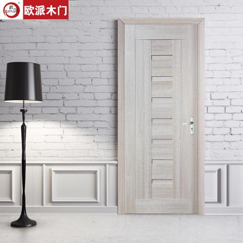 欧派木门 轩尚拼接系列OPH-302 室内门 房门 门