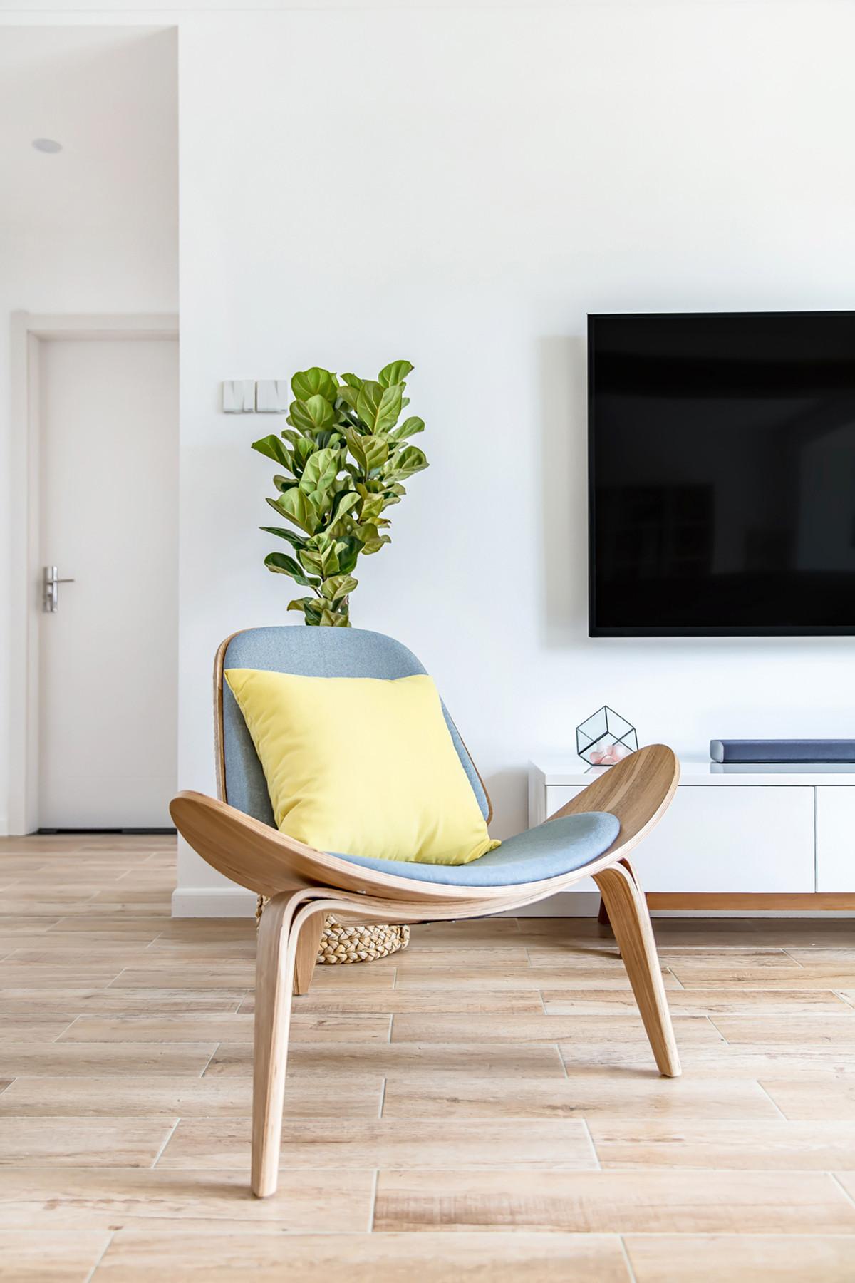 80平北欧之家椅子图片