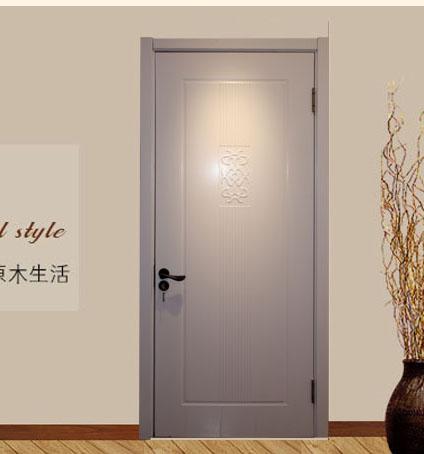 米纳图木门室内门房门C32雪山白