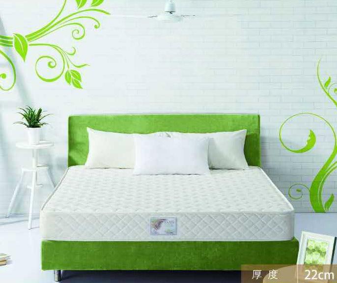 穗宝经典床垫绿欧亚