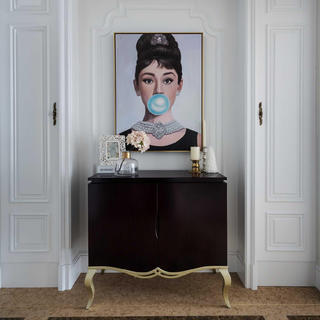 新古典三居装修效果图 精致典雅