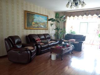 130㎡东南亚风格装修沙发背景墙图片