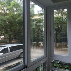 【万增门窗】香港龙图80断桥铝移窗 节能中空玻璃