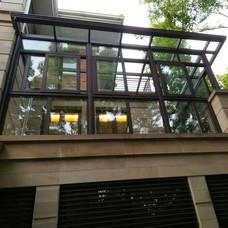 【万增门窗品牌】 上海批发门窗 阳台门阳光房订制
