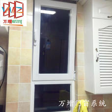 【万增门窗】美亚宝60断桥铝节能门窗隔音5+12+5mm玻璃 预约上门测量