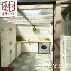 【万增节能系统门窗】实例阳光房展示 上海专业阳光房订制