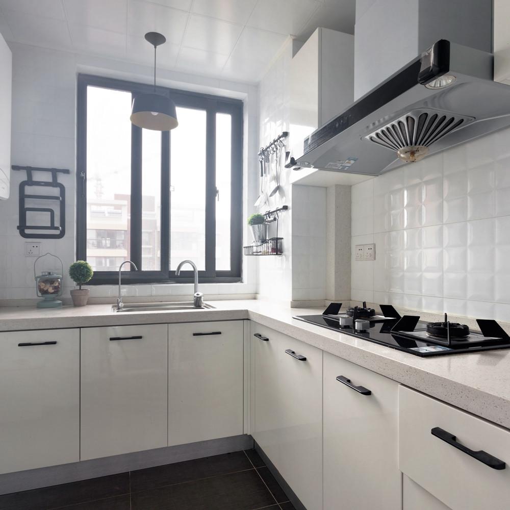 北欧三居装修厨房欣赏图