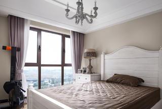 140平美式装修次卧设计图