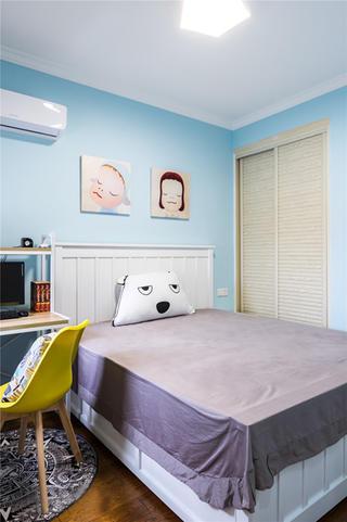 混搭二居装修儿童房效果图