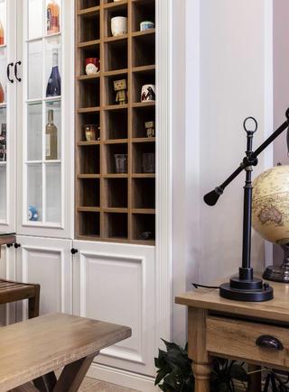二居室美式风情家餐边柜图片