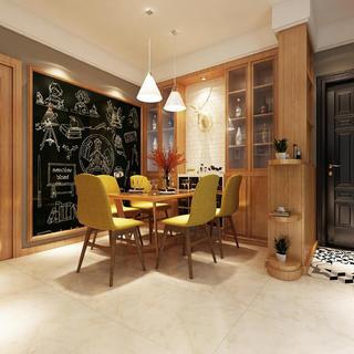 现代简约三居装修 简洁明亮