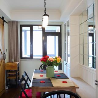 135平三居室装修 美式情怀