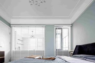 107㎡北欧风装修窗帘图片