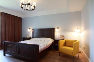 155平简美之家装修卧室布置图