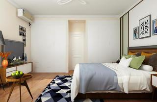 三居室现代简约之家衣柜图片
