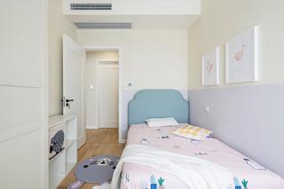 北欧三居室装修儿童房设计图
