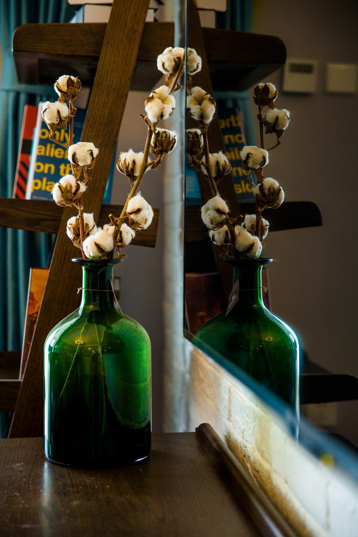 130平美式装修花瓶图片