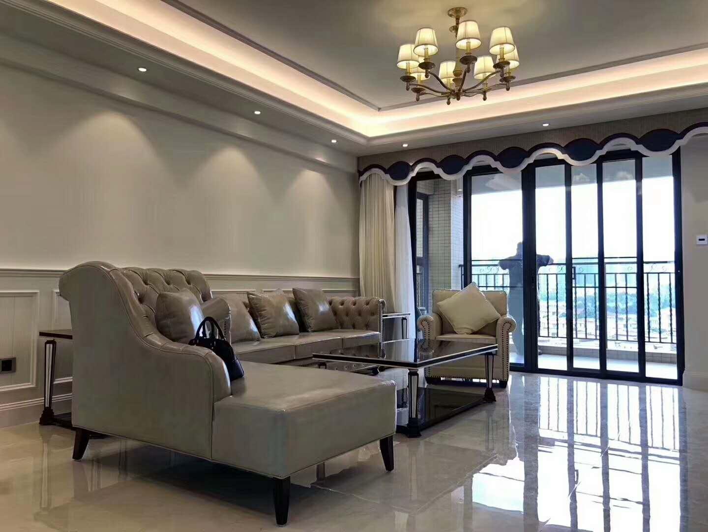 低调奢华简约风装修沙发背景墙图片