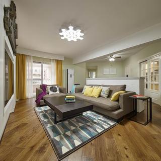 新北欧三居室装修 创新空间