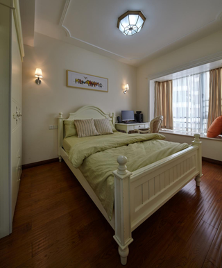 欧式四居室装修儿童房效果图