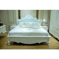 光彩夜宴家具盛惠 卡西露3007法式大床