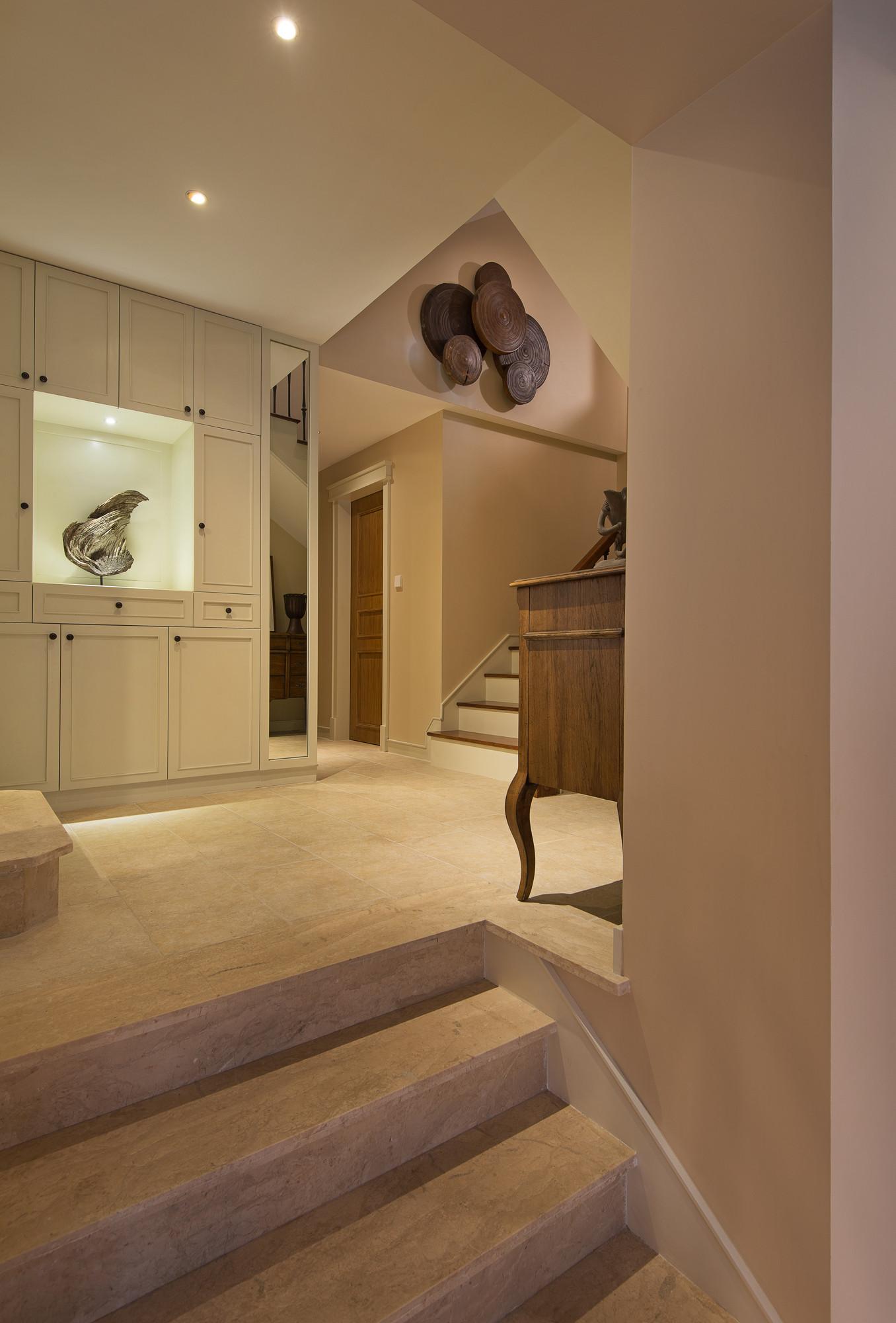 美式别墅装修门厅欣赏图