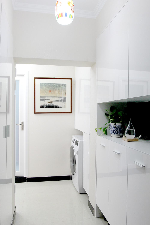 60平小户型装修门厅设计图