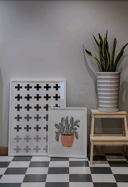 北欧公寓装修装饰摆件图片
