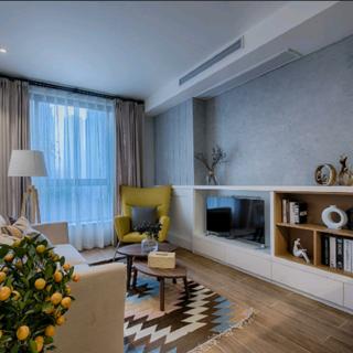北欧公寓装修设计 宁静与自由
