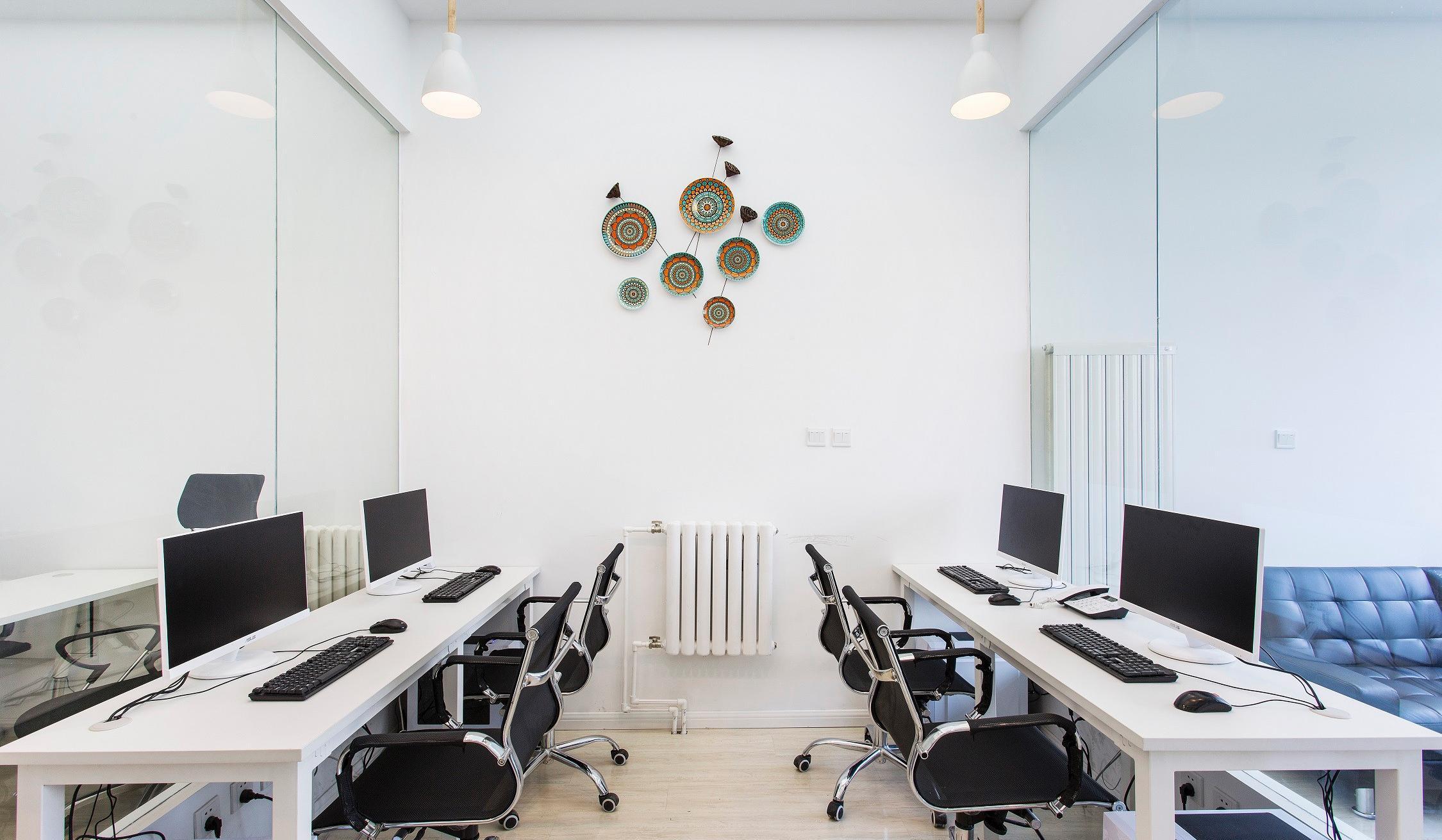0 创业者写字间装修设计图 办公室loft风格140平米以上装修20万以上