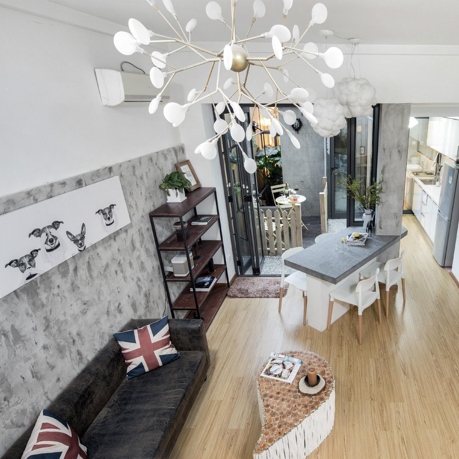 38平小户型公寓装修 一点不小