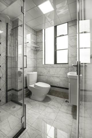 简约二居之家卫生间效果图
