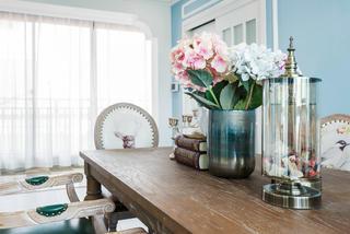 复式美式风格装修餐桌装饰摆件