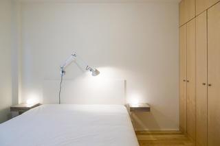 公寓简约装修卧室布置图