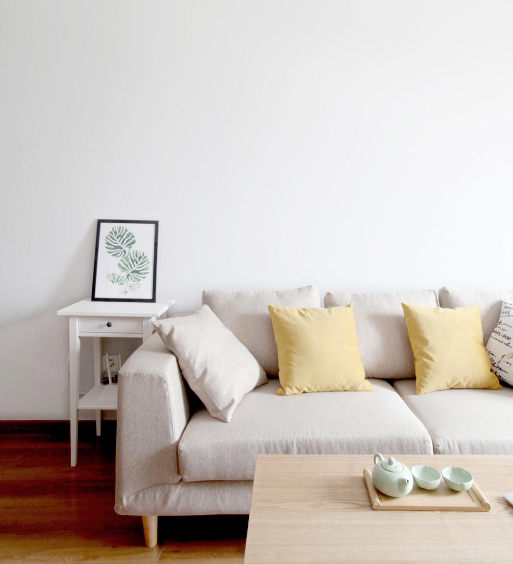 北欧二居室空间沙发图片