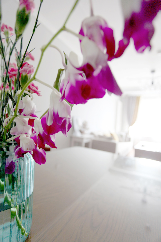 北欧二居室空间花瓶装饰