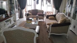 简约三居室装修客厅实景图
