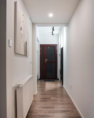100㎡简约装修玄关走廊