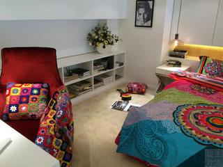 60平Loft风格设计单人椅图片