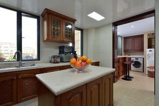 美式四房装修厨房设计图